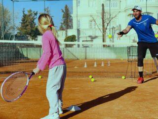 𝘑𝘶𝘴𝘵 𝘦𝘯𝘫𝘰𝘺 𝘦𝘷𝘦𝘳𝘺 𝘮𝘰𝘮𝘦𝘯𝘵 𝘰𝘧 𝘪𝘵 💓 #enjoy #positivevibes #positivethinking #tennis #tennisacademy #tennislife #tenniskids #tennisplayer #tennisaddict #tennislessons #tennislover #sport #skg #thessaloniki #coach