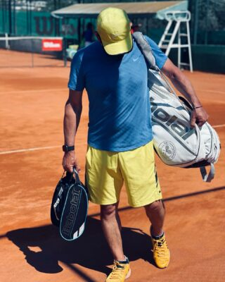 🔷𝘐𝘵'𝘴 𝘢𝘭𝘭 𝘢𝘣𝘰𝘶𝘵 𝘴𝘵𝘺𝘭𝘦 !🔸 #tennislife #tennistime #tennisstyle #feelfresh #tennislove #tenniscourt #tennisplayer #itsaboutstyle #tennislessons #academy #lesraquettes #tennisacademy #tennisclub #skg #thessaloniki #thermi #lovesport #tennisworld