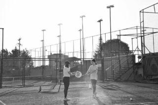𝘛𝘰 𝘵𝘦𝘢𝘤𝘩 𝘪𝘴 𝘵𝘰 𝘵𝘰𝘶𝘤𝘩 𝘢 𝘭𝘪𝘧𝘦 𝘧𝘰𝘳𝘦𝘷𝘦𝘳 ! 🤍 #tennisacademy #lesraquettes #coaching #teacherlife #teaching #playerandcoach #skg #greece #thessaloniki #tennis #tennislove #touchalife #tennisplayer #tenniscoach #blackandwhite