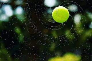 𝘈 𝘴𝘵𝘳𝘰𝘯𝘨 𝘴𝘰𝘶𝘭 𝘴𝘩𝘪𝘯𝘦𝘴 𝘢𝘧𝘵𝘦𝘳 𝘦𝘷𝘦𝘳𝘺 𝘴𝘵𝘰𝘳𝘮 ! ⛈  #rainyday #tennis #afterstorm #tennisball #summerstorm #tennisacademy #astrongsoulshinesaftereverystorm #thermi #thessaloniki #skg #lesraquettes #lesraquettestennisacademy #lesraquettestennisclub #spinningball