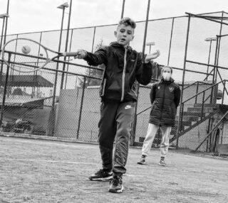 ⚠️𝘋𝘰𝘯'𝘵 𝘱𝘳𝘢𝘤𝘵𝘪𝘤𝘦 𝘶𝘯𝘵𝘪𝘭 𝘺𝘰𝘶 𝘨𝘦𝘵 𝘪𝘵 𝘳𝘪𝘨𝘩𝘵, 𝘱𝘳𝘢𝘤𝘵𝘪𝘤𝘦 𝘶𝘯𝘵𝘪𝘭 𝘺𝘰𝘶 𝘤𝘢𝘯'𝘵 𝘨𝘦𝘵 𝘪𝘵 𝘸𝘳𝘰𝘯𝘨❕❕ #practiceandalliscoming #tenniskid #lesraquettestennisacademy #tennisacademy #tenniscourt #tennisplayer #playerandcoach #greece #skg #blackandwhite