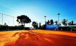 𝘠𝘰𝘶 𝘣𝘦𝘭𝘰𝘯𝘨 𝘴𝘰𝘮𝘦𝘸𝘩𝘦𝘳𝘦 𝘺𝘰𝘶 𝘧𝘦𝘦𝘭 𝘧𝘳𝘦𝘦 🧘♀️ #feelfree #joinus #tennisacademy #tennisstories #skg #thessaloniki #greece #tennislessons #lessons #claycourt #tenniscourt #bluesky #nature #tennisisback #tennisaddict